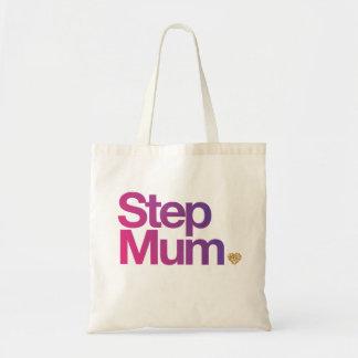 Het bolsa van Mum van de stap! Draagtas