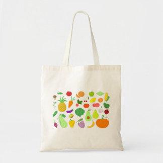 Het Bolsa van vruchten en van Groenten Draagtas