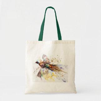 """Het Bolsa van Watercolour """"van de Vlucht van de Draagtas"""
