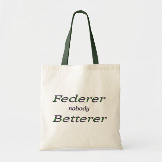 Het bolsazak van Federer Budget Draagtas