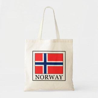 Het bolsazak van Noorwegen Budget Draagtas