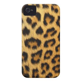 Het Bont van de jachtluipaard iPhone 4 Hoesje
