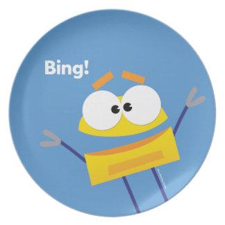 Het Bord van Bing van StoryBots