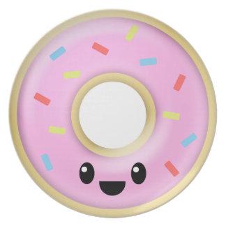 Het Bord van de doughnut