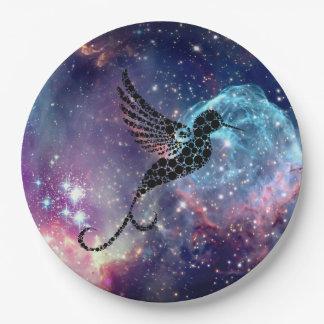 Het bord van de Kolibrie van de melkweg