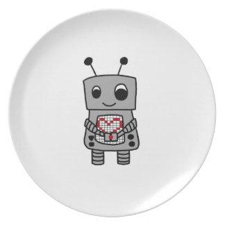 Het Bord van de Liefde van de robot