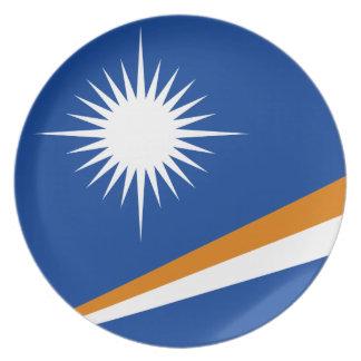 Het Bord van de Marshall Eilanden