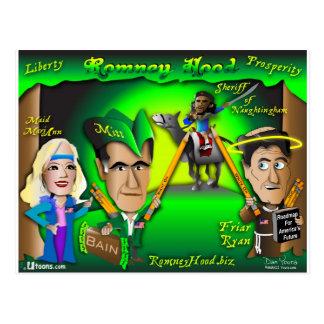 Het Bos van de Kap van Romney Briefkaart