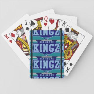 Het Bosje Kingz van elanden Pokerkaarten