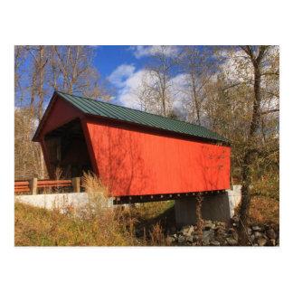 Het Braley Behandelde Oosten Randolph Vermont van Briefkaart
