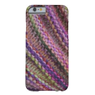 Het breien in de Kleuren van de Zonsondergang Barely There iPhone 6 Hoesje