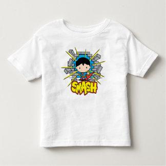 Het Breken van de Superman van Chibi door Kinder Shirts
