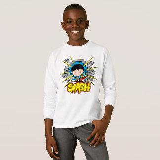 Het Breken van de Superman van Chibi door T Shirt