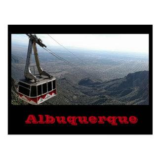 Het Briefkaart van Albuquerque