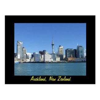 Het briefkaart van Auckland