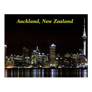 Het Briefkaart van Auckland Nieuw Zeeland