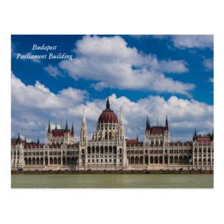 Het briefkaart van Boedapest