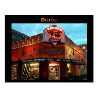 Het Briefkaart van Boise