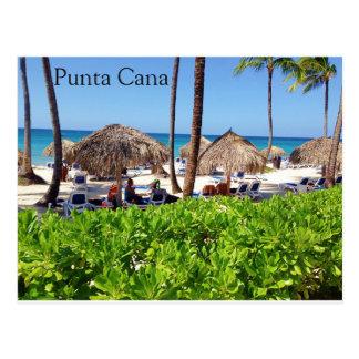 Het briefkaart van Cana van Punta