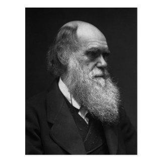 Het briefkaart van Charles Darwin