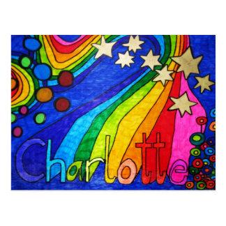 Het Briefkaart van Charlotte