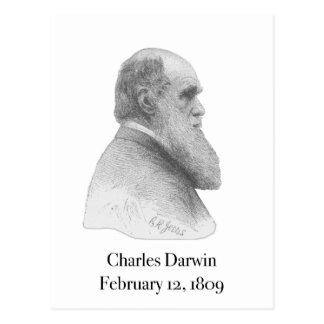 Het Briefkaart van Darwin