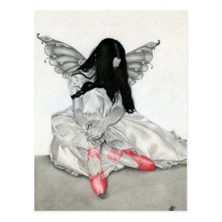 Het Briefkaart van de Ballerina van de fee