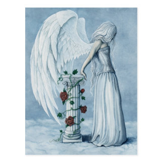 Het Briefkaart van de Engel van de hoop