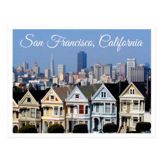 Het Briefkaart van de Horizon van San Francisco CA Wenskaarten