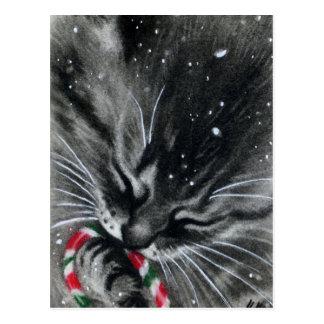 Het Briefkaart van de Kat van het Katje van het