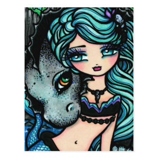 Het Briefkaart van de Kunst van de Draak van de