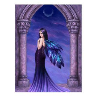Het Briefkaart van de Kunst van de Fee van de aura