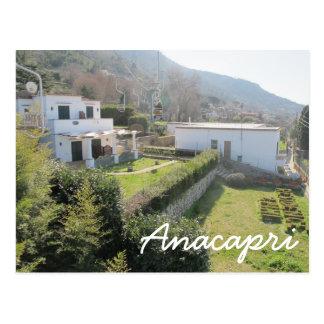 Het Briefkaart van de Lift van Anacapri