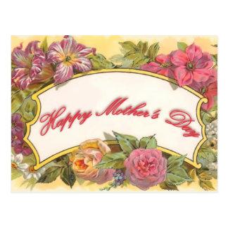Het Briefkaart van de moederdag