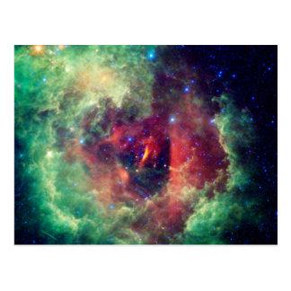 Het Briefkaart van de nevel NGC2237