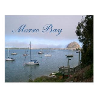 Het Briefkaart van de Reis van de Baai van Morro