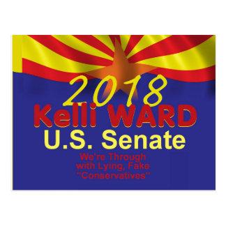 Het Briefkaart van de Senaat van de AFDELING 2018