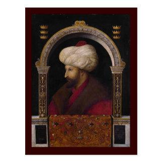 Het Briefkaart van de sultan