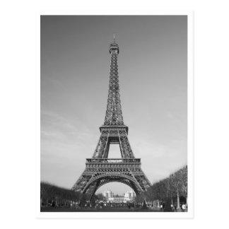 Het Briefkaart van de Toren van Eiffel