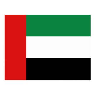 Het Briefkaart van de Vlag van de V.A.E
