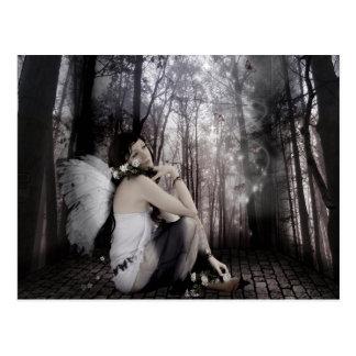 """Het Briefkaart van de vlinder """"van de Dromen"""""""