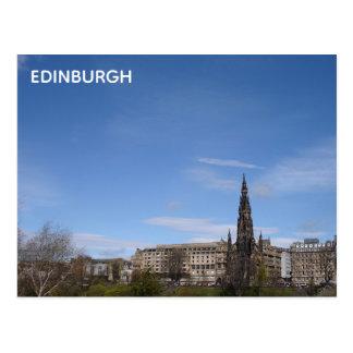 Het Briefkaart van Edinburgh