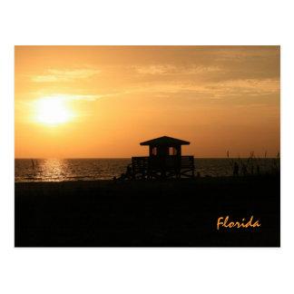 Het Briefkaart van Florida
