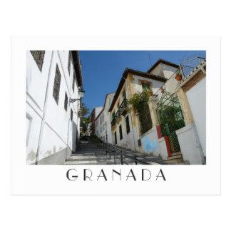 Het Briefkaart van Granada