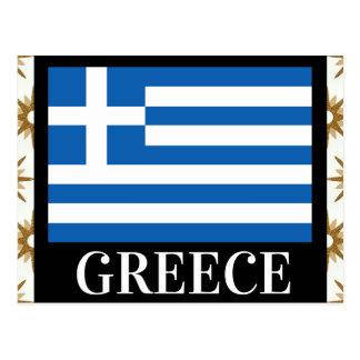 Het briefkaart van Griekenland