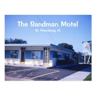 Het Briefkaart van het Motel van de Klaas Vaak