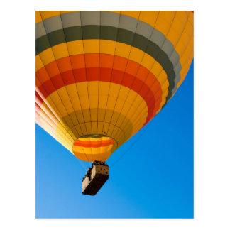 Het Briefkaart van hete luchtballons Wens Kaarten