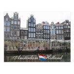 Het Briefkaart van Holland van de Markt van de Blo Wens Kaarten