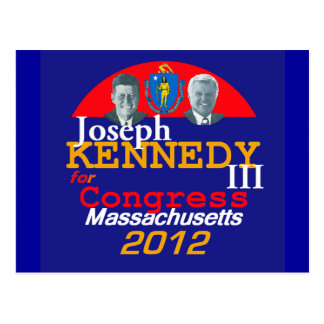 Het Briefkaart van Joe KENNEDY
