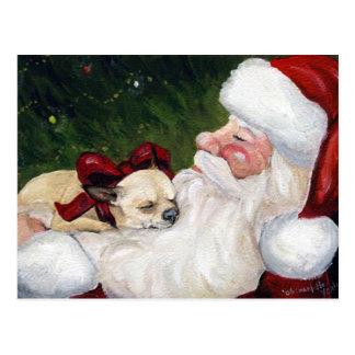Het Briefkaart van Kerstmis van de Kunst van de